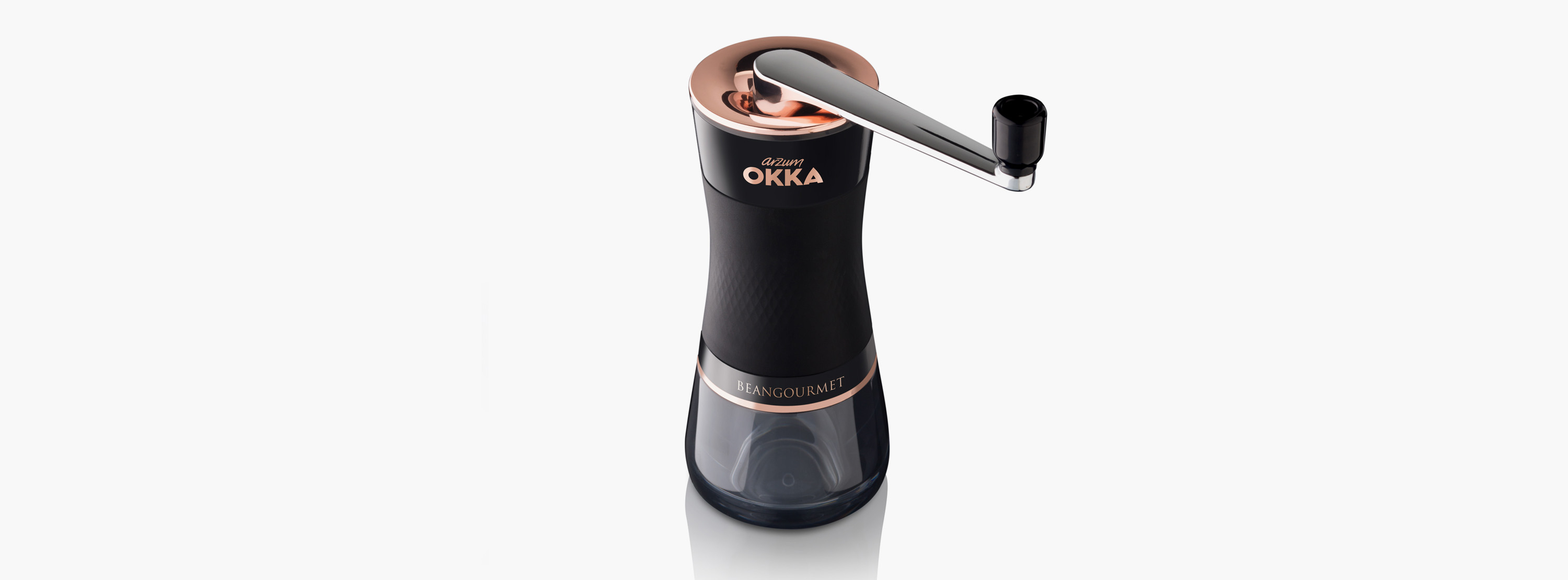 Arzum Okka Beangourmet Coffee Grinder Design Photo