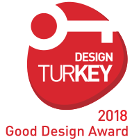 Design Turkey Good Design Award 2018
