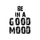 Be in a Good Mood Logo