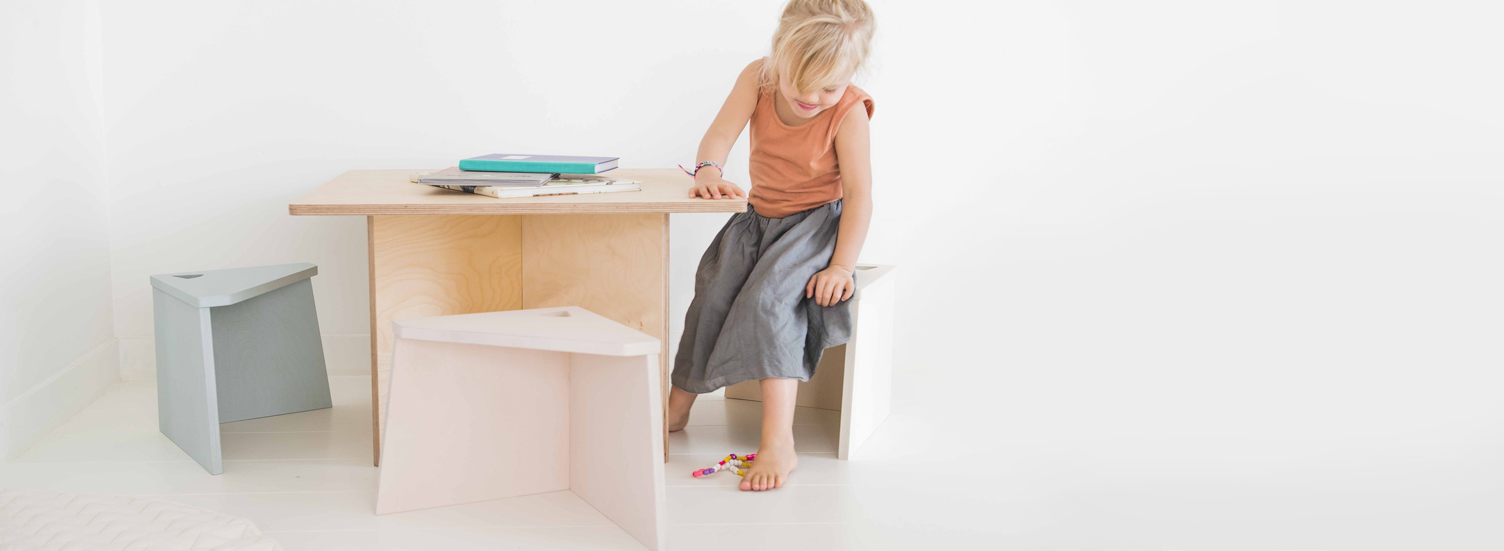 Timmer Atelje Kids Furniture Design